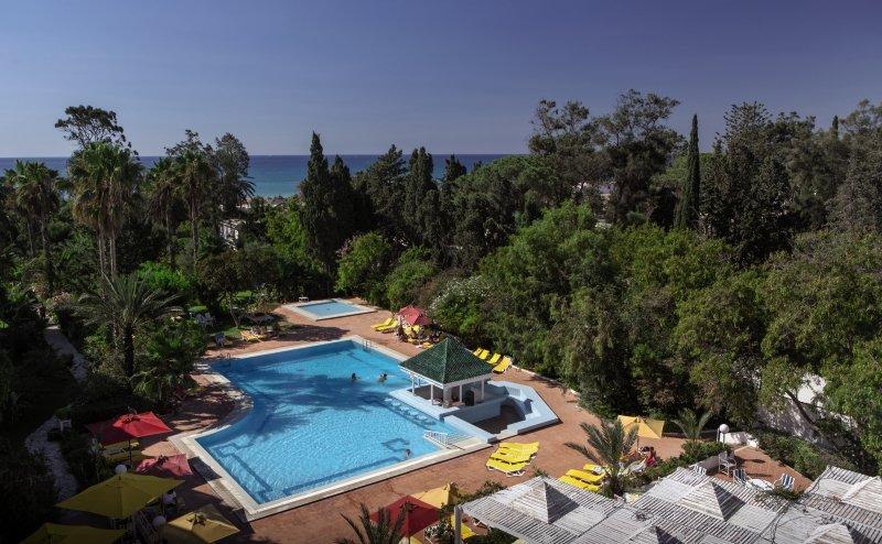 Hammamet Regency Pool