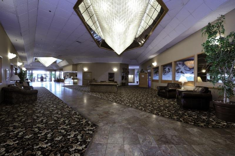 Shilo Inn Suites Idaho Falls Lounge/Empfang