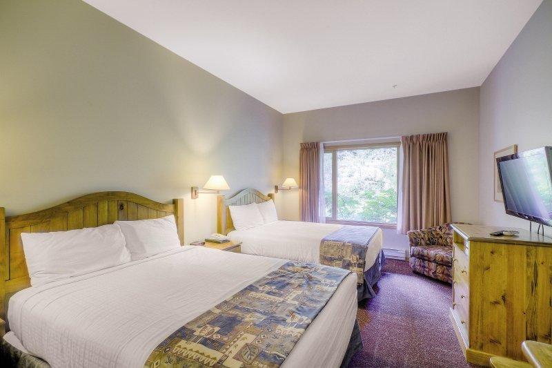 Nancy Greene´s - Cahilty Hotel & Suites Wohnbeispiel