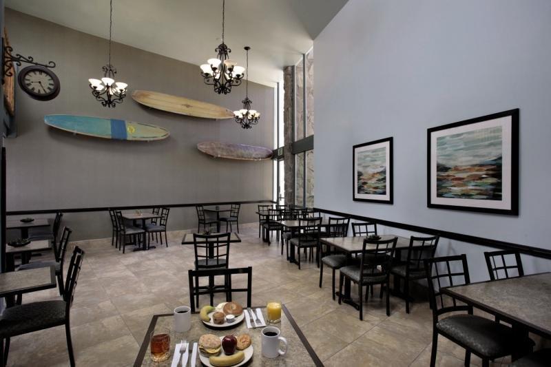 Shore Cliff Hotel Frühstücksraum