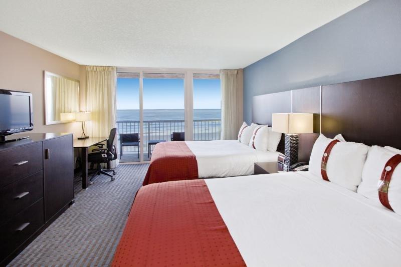 Holiday Inn Daytona Beach Oceanfront Resort Wohnbeispiel