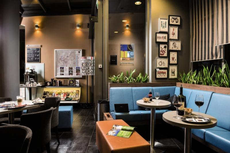 Bo18 Lounge/Empfang