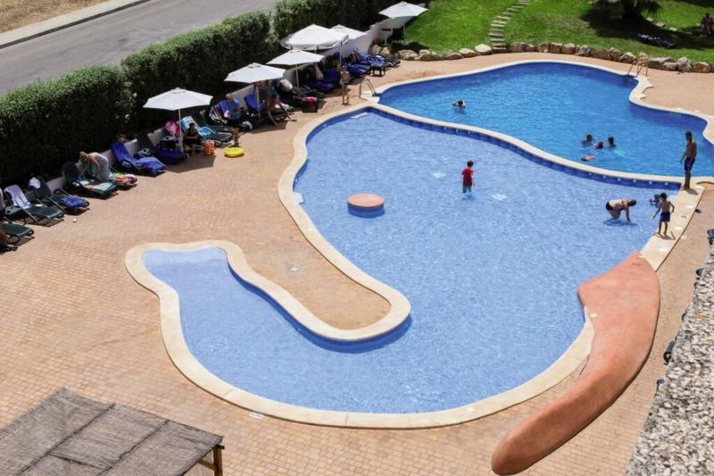Ibersol Son Caliu Mar Pool