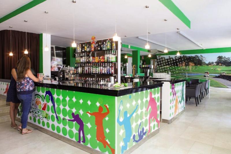 Ibersol Son Caliu Mar Bar