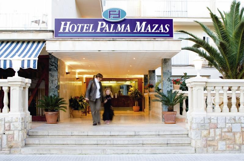 Palma Mazas Außenaufnahme