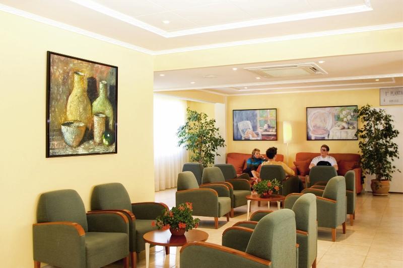 Palma Mazas Lounge/Empfang