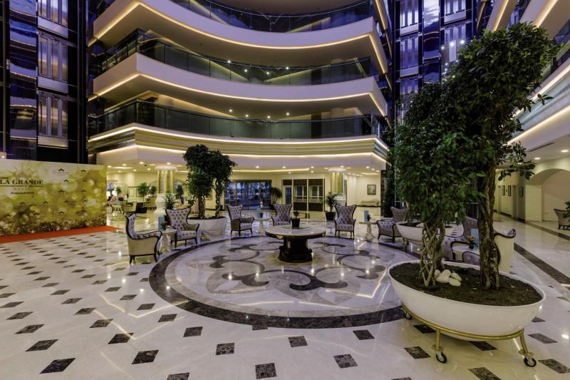 Side La Grande Resort & Spa Lounge/Empfang