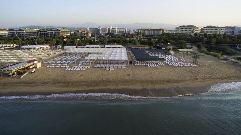 Side La Grande Resort & Spa Strand