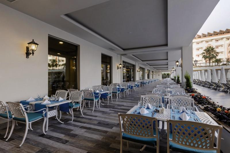 Side La Grande Resort & Spa Restaurant
