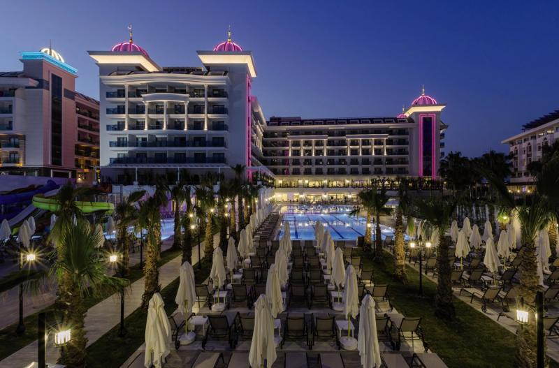 Side La Grande Resort & Spa Außenaufnahme