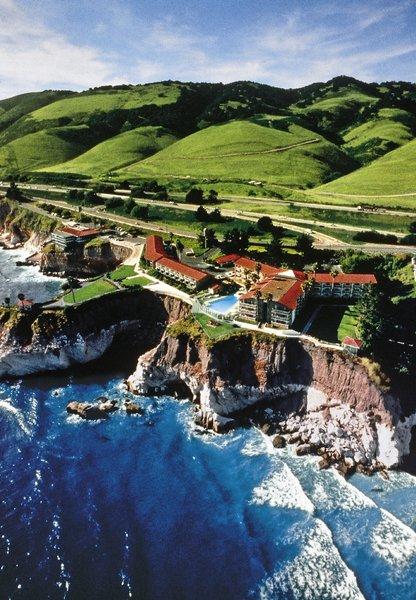 Shore Cliff Hotel Landschaft