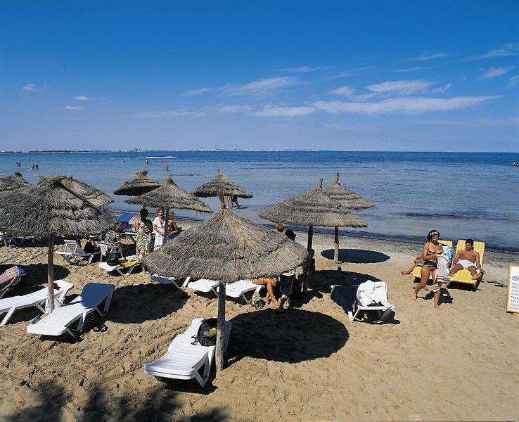 SENTIDO Rosa Beach Strand