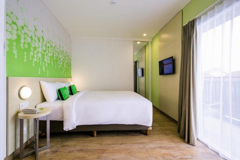 Zest Hotel Legian Wohnbeispiel