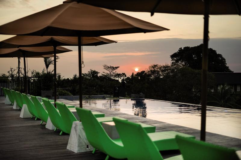 Zest Hotel Legian Sport und Freizeit