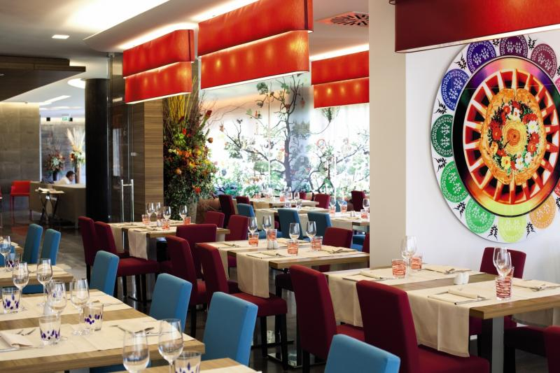 Crowne Plaza Verona Fiera Restaurant