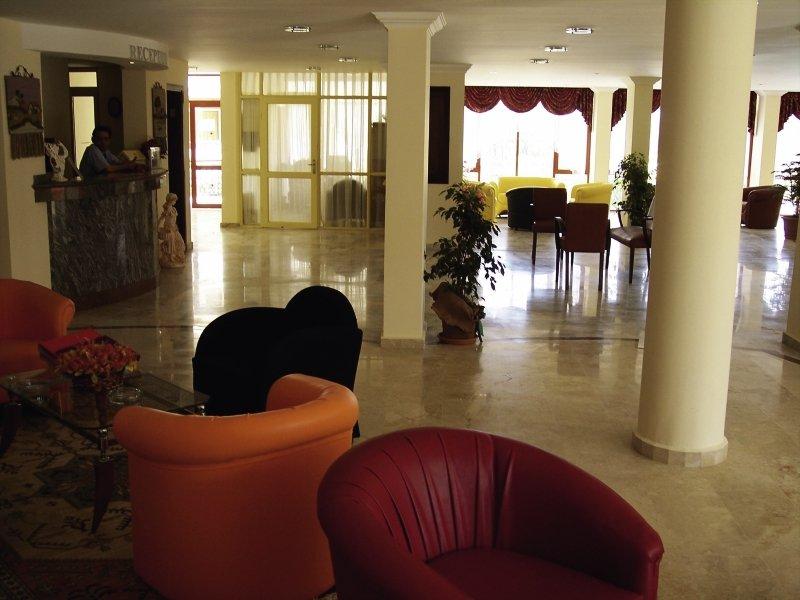 Öz Side Lounge/Empfang