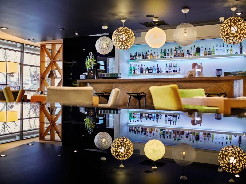 Novotel Krakow Centrum Bar