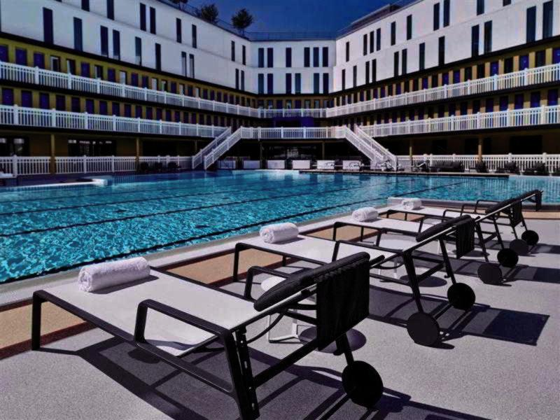 Molitor Paris by MGallery Pool