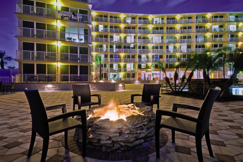 Holiday Inn Daytona Beach Oceanfront Resort Außenaufnahme
