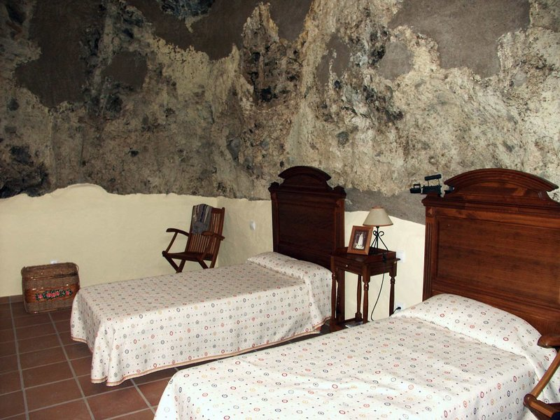 Finca Casa Cueva Wohnbeispiel