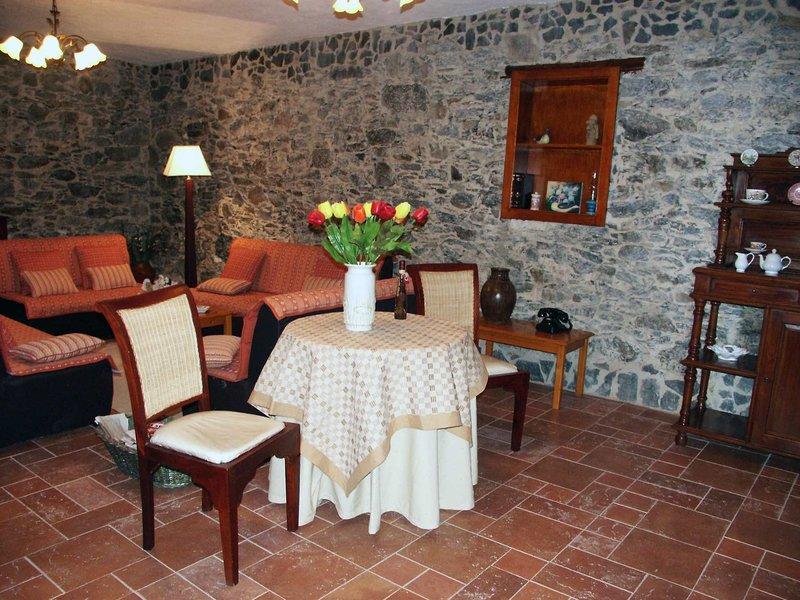 Finca Casa Cueva Lounge/Empfang