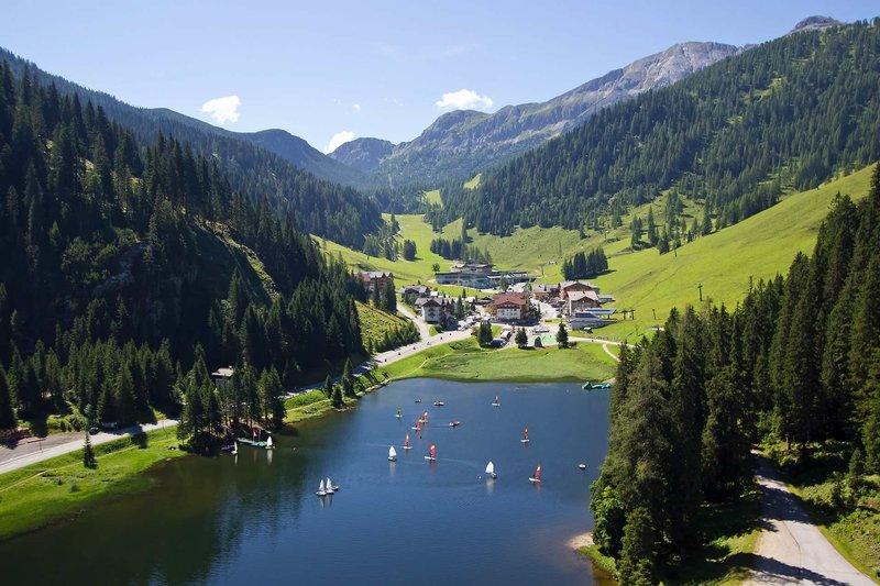 Zauchenseehof Landschaft