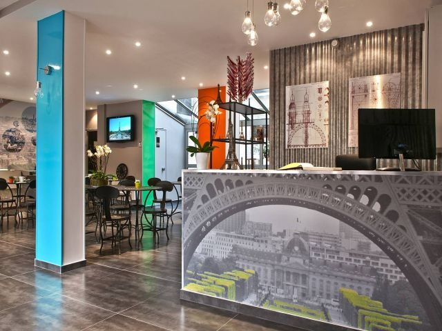 Urlaub im Alpha Paris Tour Eiffel - hier günstig online buchen