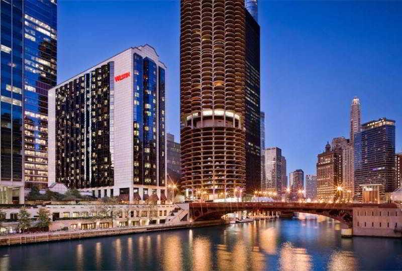 Urlaub im The Westin Chicago River North - hier günstig online buchen