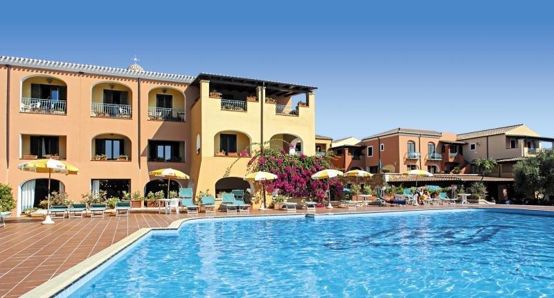 Urlaub im Club Hotel Torre Moresca - hier günstig online buchen