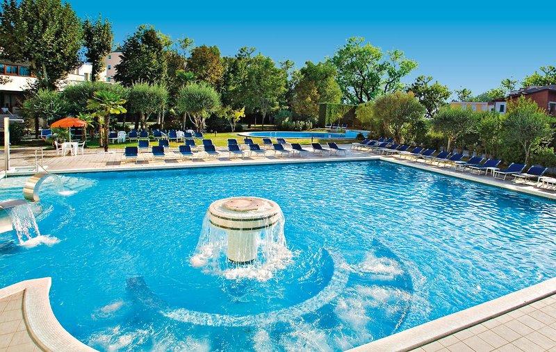 Urlaub im Savoia Terme - hier günstig online buchen