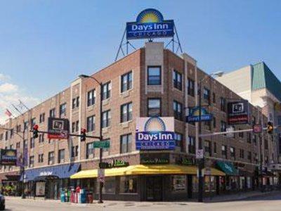 Urlaub im Versey Days Inn by Wyndham Chicago - hier günstig online buchen