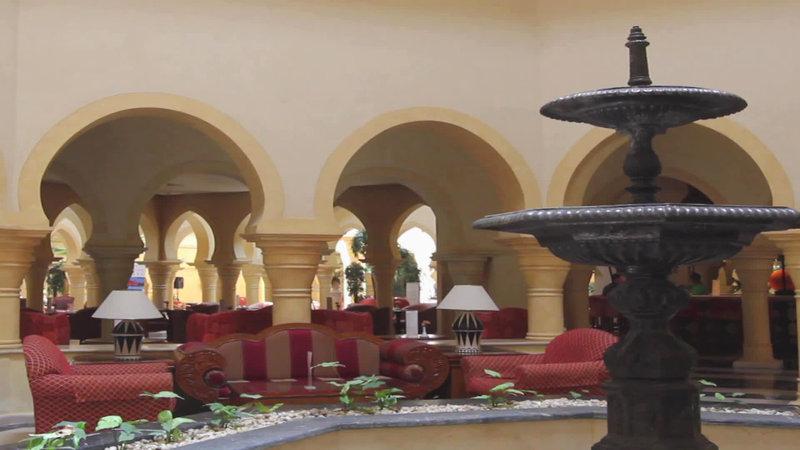 Grand Resort Hurghada Lounge/Empfang