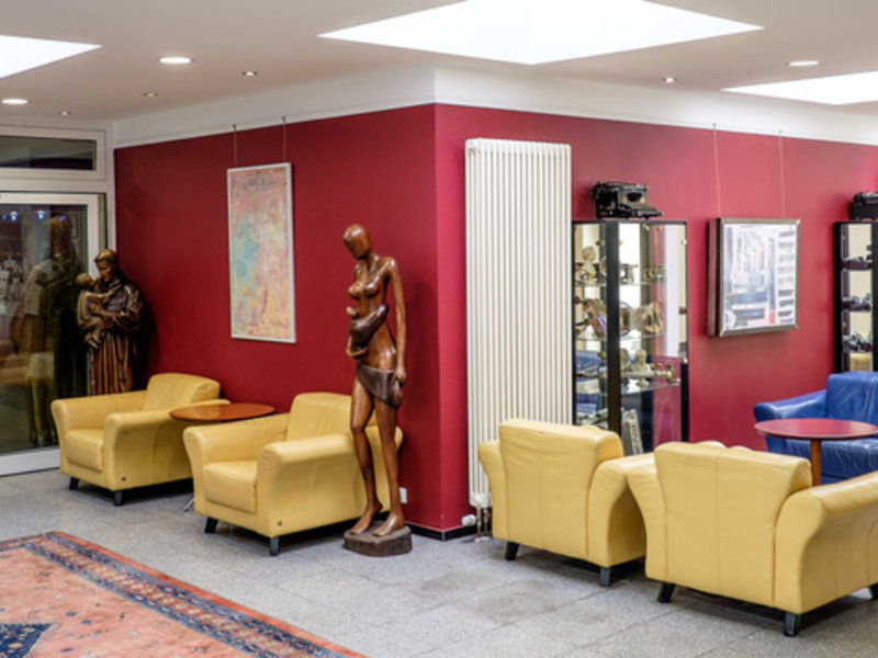 Königshof am Funkturm Lounge/Empfang