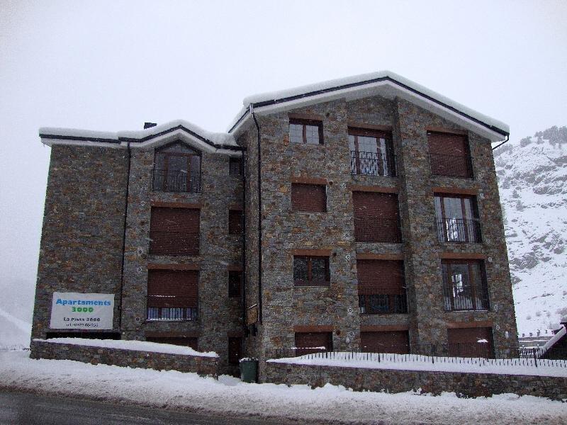 Apartamentos La Pleta 3000 Außenaufnahme