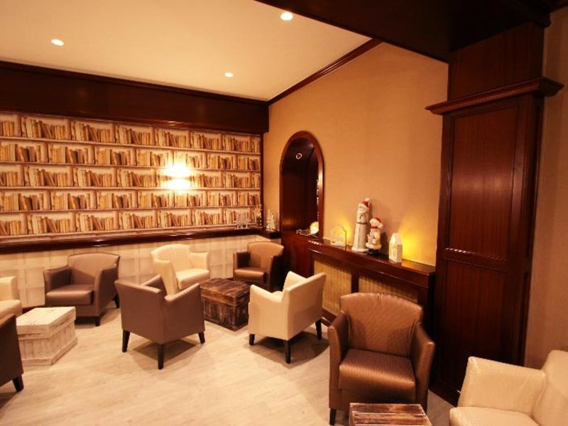Hotel Pyrenees Lounge/Empfang