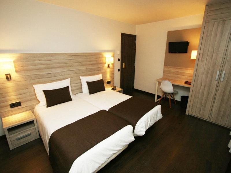 Hotel Pyrenees Wohnbeispiel