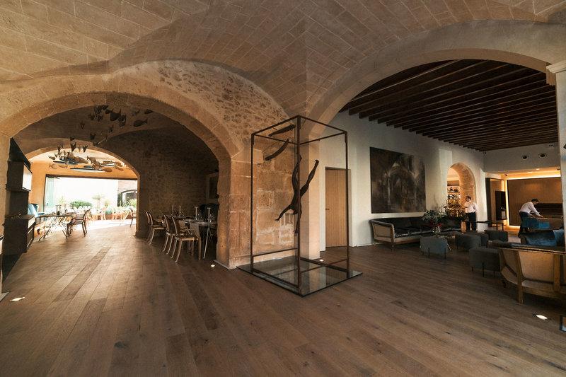 Sa Creu Nova Art Hotel & Spa - Erwachsenenhotel Lounge/Empfang