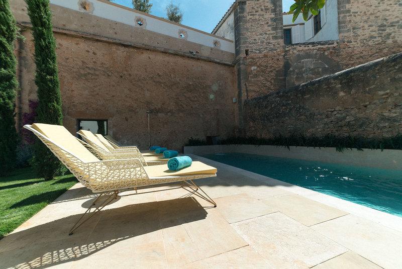 Sa Creu Nova Art Hotel & Spa - Erwachsenenhotel Pool