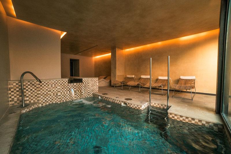 Sa Creu Nova Art Hotel & Spa - Erwachsenenhotel Hallenbad