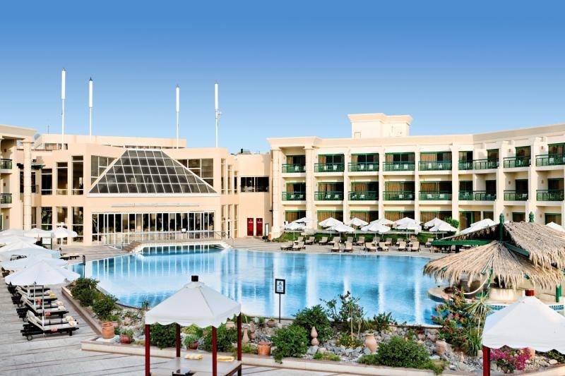 Hilton Hurghada Resort & Club Außenaufnahme