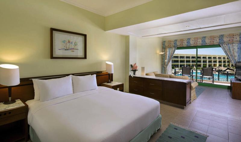 Hilton Hurghada Resort & Club Wohnbeispiel