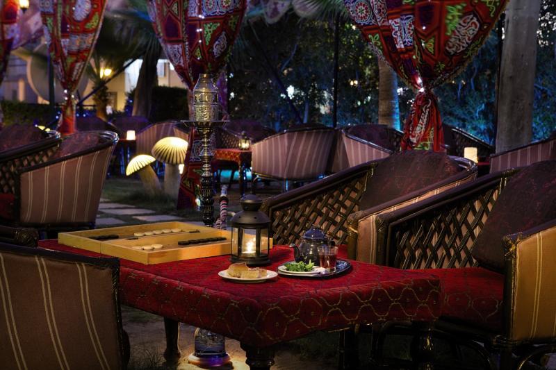 Hilton Hurghada Resort & Club Bar