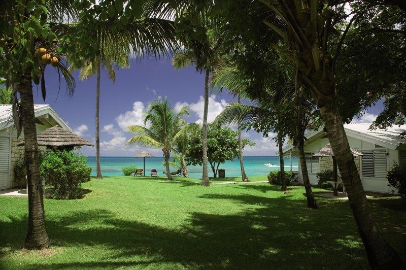 Hawksbill by rex resorts - Erwachsenenhotel Garten