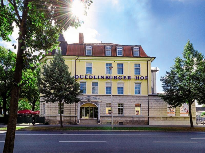 Quedlinburger Hof Außenaufnahme