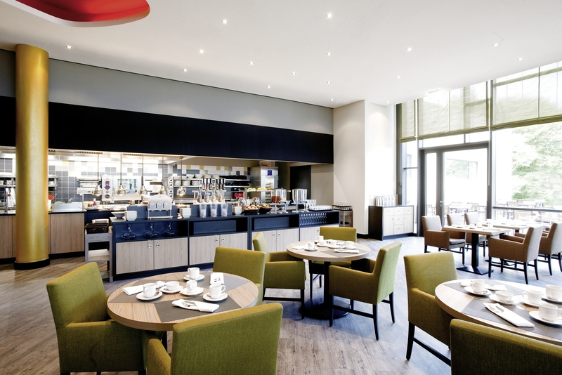 Steigenberger Parkhotel Restaurant