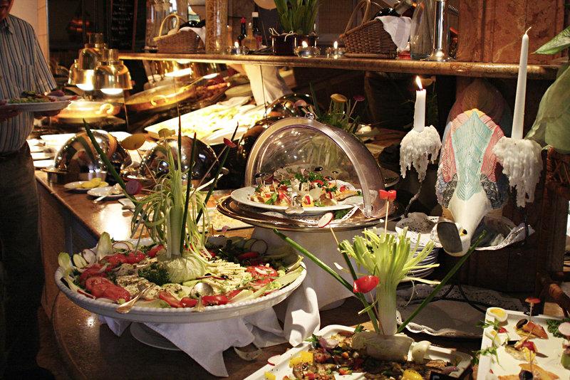 Seevilla Restaurant
