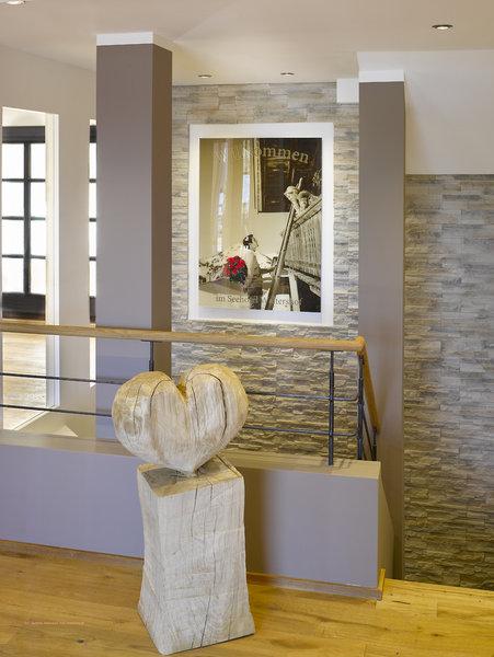 Seehotel Waltershof Lounge/Empfang