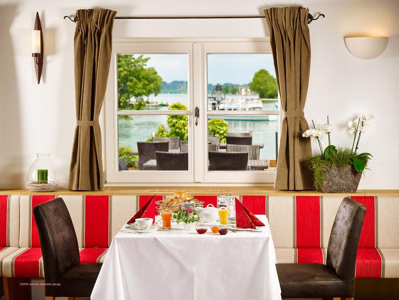 Seehotel Waltershof Restaurant