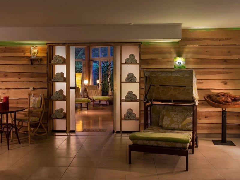 Best Western Plus Ostseehotel Waldschlösschen Wellness