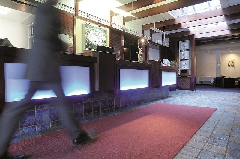 Best Western Hotel Heide Lounge/Empfang